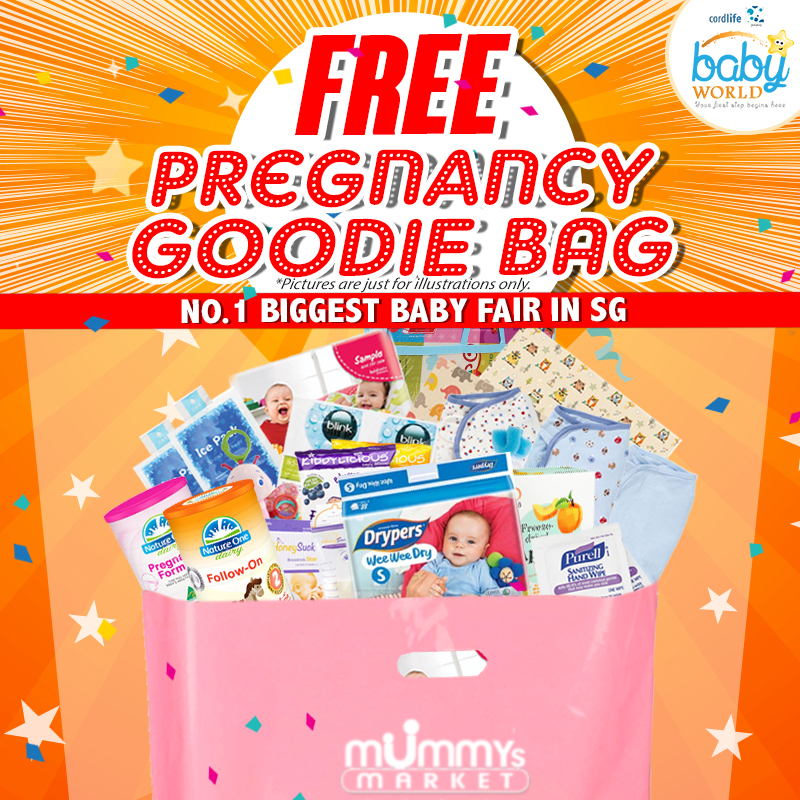 1,500 FREE Goody Bags For Mumm