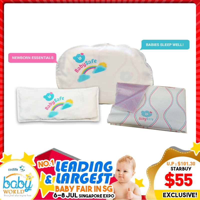 Award Winning Babysafe Newborn