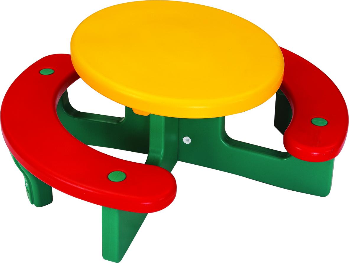Lerado Big Top Picnic Table Chair