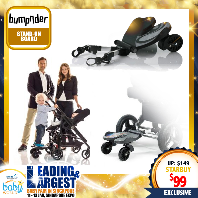 BumpRider Stand on Board (Stroller Accessories)
