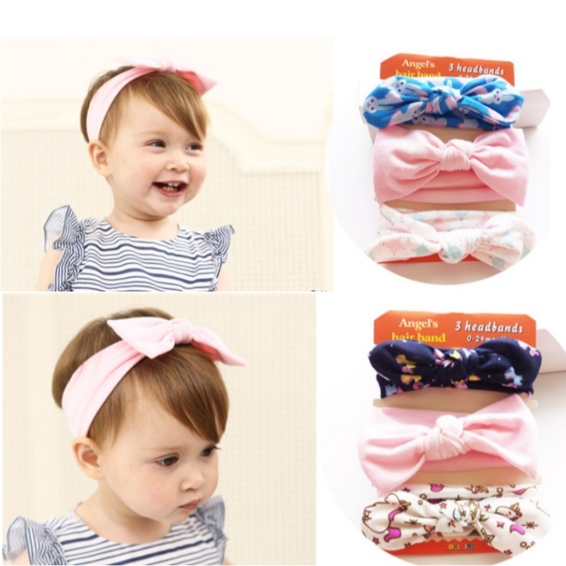 EM Simple Hairband Set (37 Percent OFF)