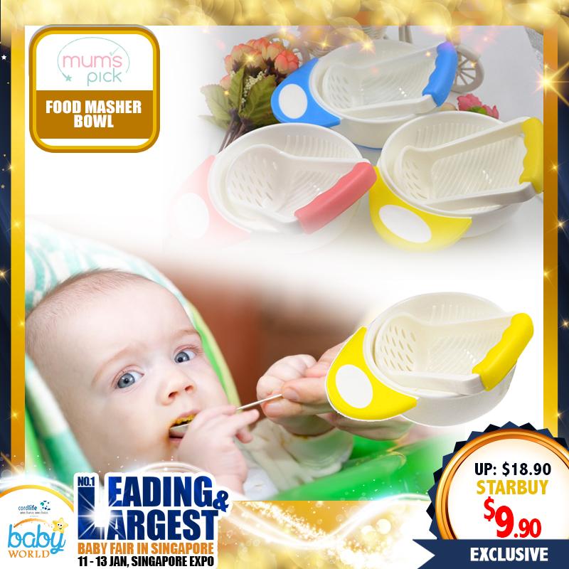 Food Masher Bowl (47 PERCENT OFF)