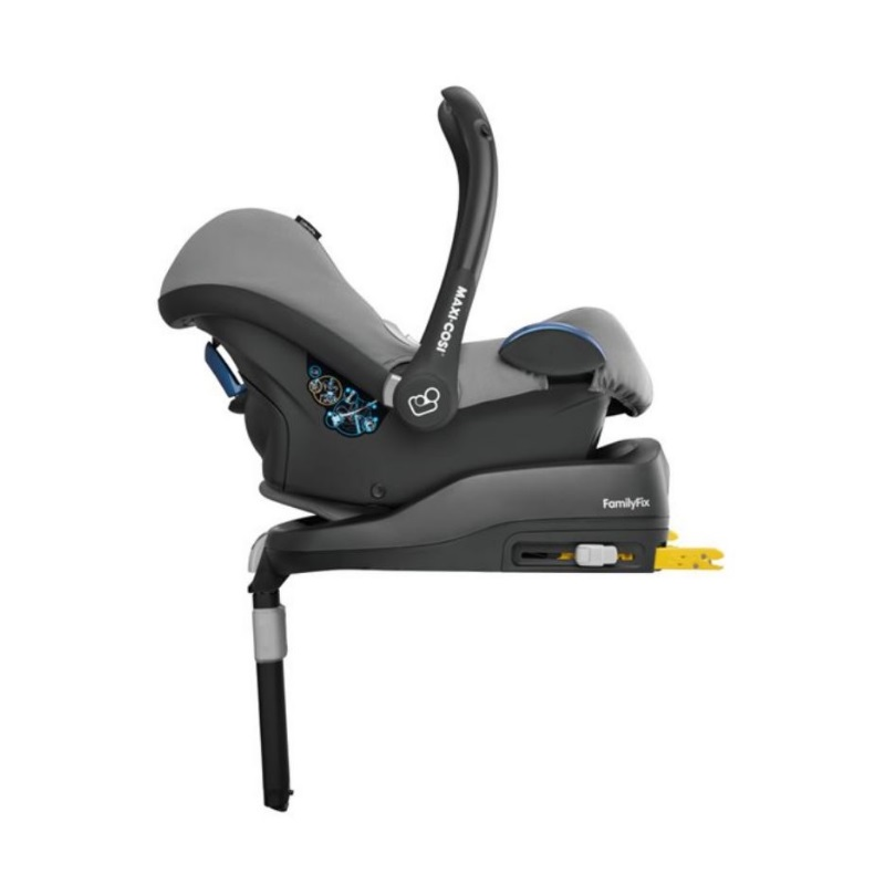 Maxi Cosi CabFix Carseat + FamilyFix Base Bundle + Free 3 Years Local Warranty!