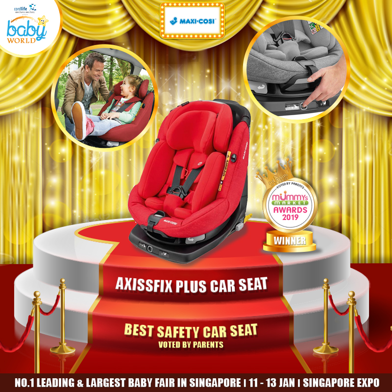 MAXI COSI - Best Safety Carseat