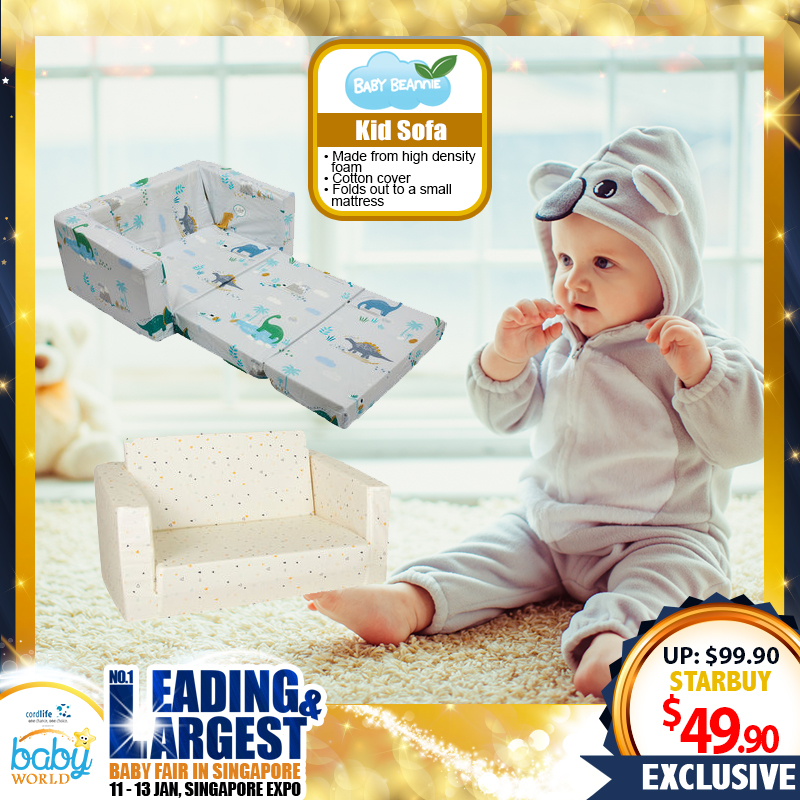 BabyBeannie Kids Sofa