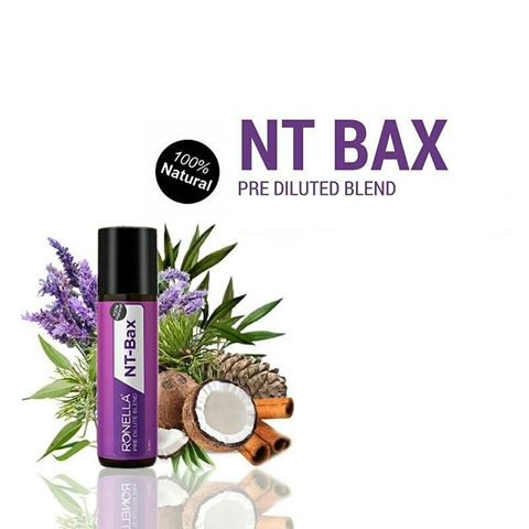 RONELLA NT-Bax Essential Oil (*MORE DISCOUNT for EARLY BIRD SPECIAL!!)