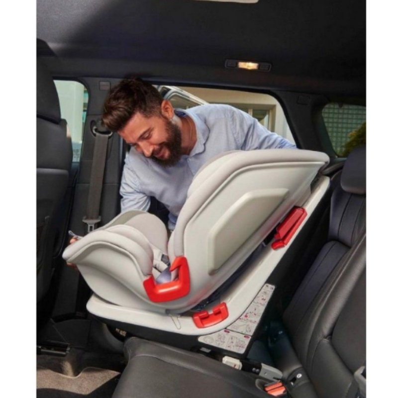 Chicco YOUniverse Fix Carseat Truffles + Free Back Seat Organizer worth $29.90