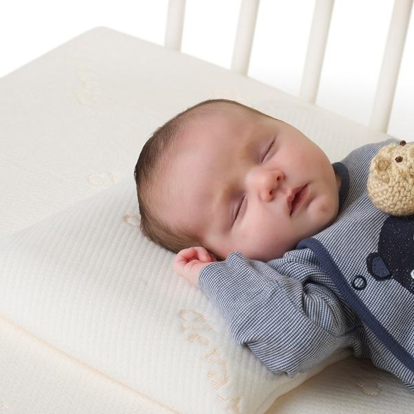 CLEVAMAMA ClevaFoam Baby Pillow FREE Jack N Jill Sweetness Moisturiser 300ml (WORTH $29.90)!!