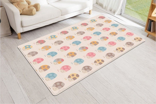 Living Codi Pure PVC Premium Playmat (M12) *ADDITIONAL $10 OFF with SAVE MORE VOUCHER!!