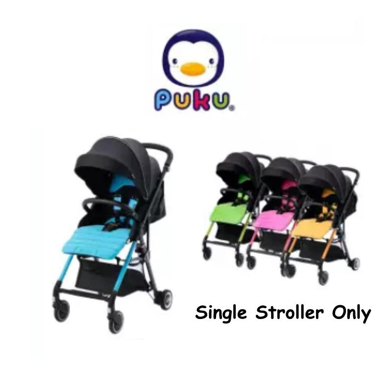PUKU Twin Stroller (71 Percent OFF)