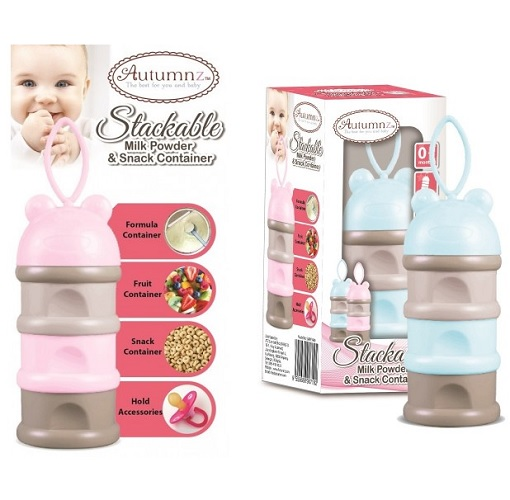 Autumnz - Stackable Milk Powder & Snack Container
