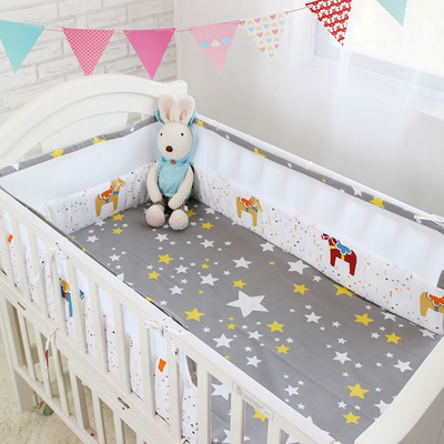 Homie Breathable Mesh Crib Bumper Asst Designs *ADDITIONAL FREE Gift for EARLY BIRD SPECIAL!!