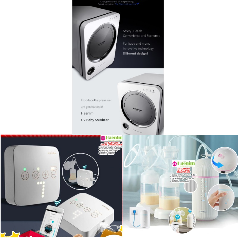 Haenim - UV Sterilizer + 7S + 7A Bundle