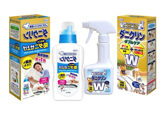 Uyeki Daniclin DustMite Repellent + Laundry Additive