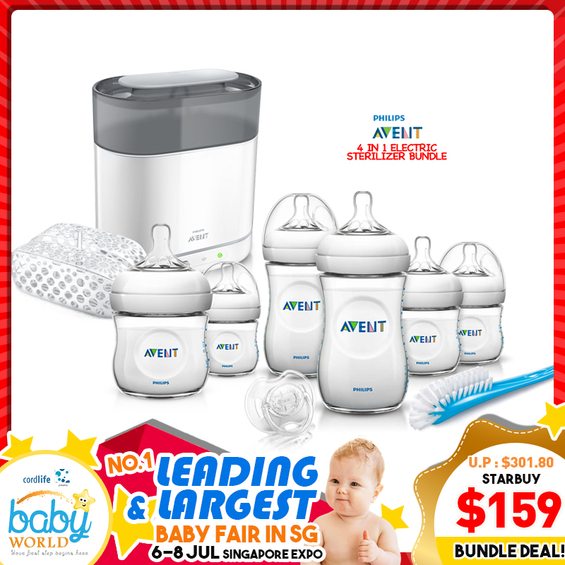 Award Winning Philips Avent 4-