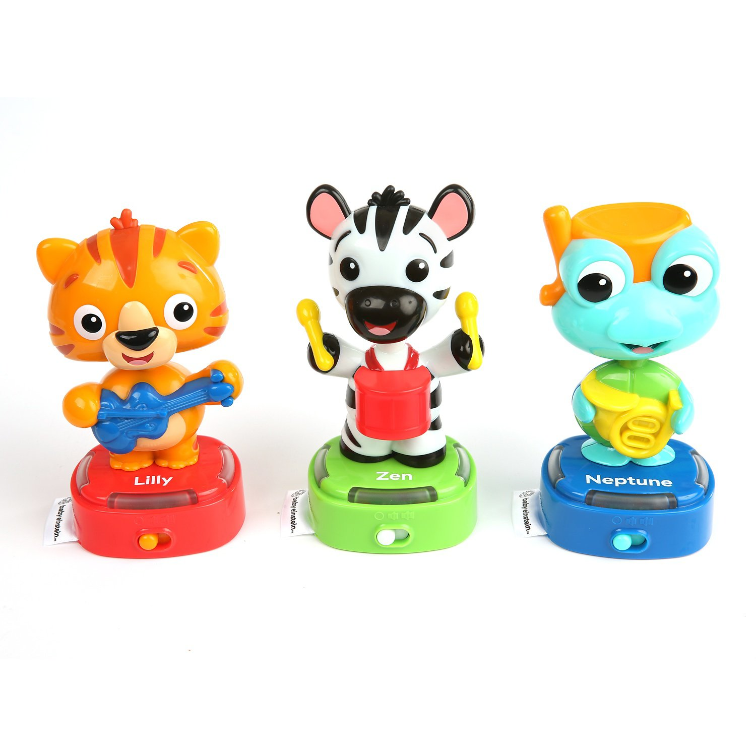 Baby Einstein Bobble Beats Musical Toy