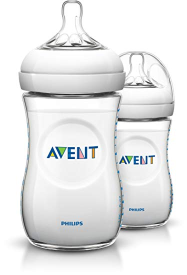 Philips Avent Natural Bottle Bundle (260ml and 330ml)