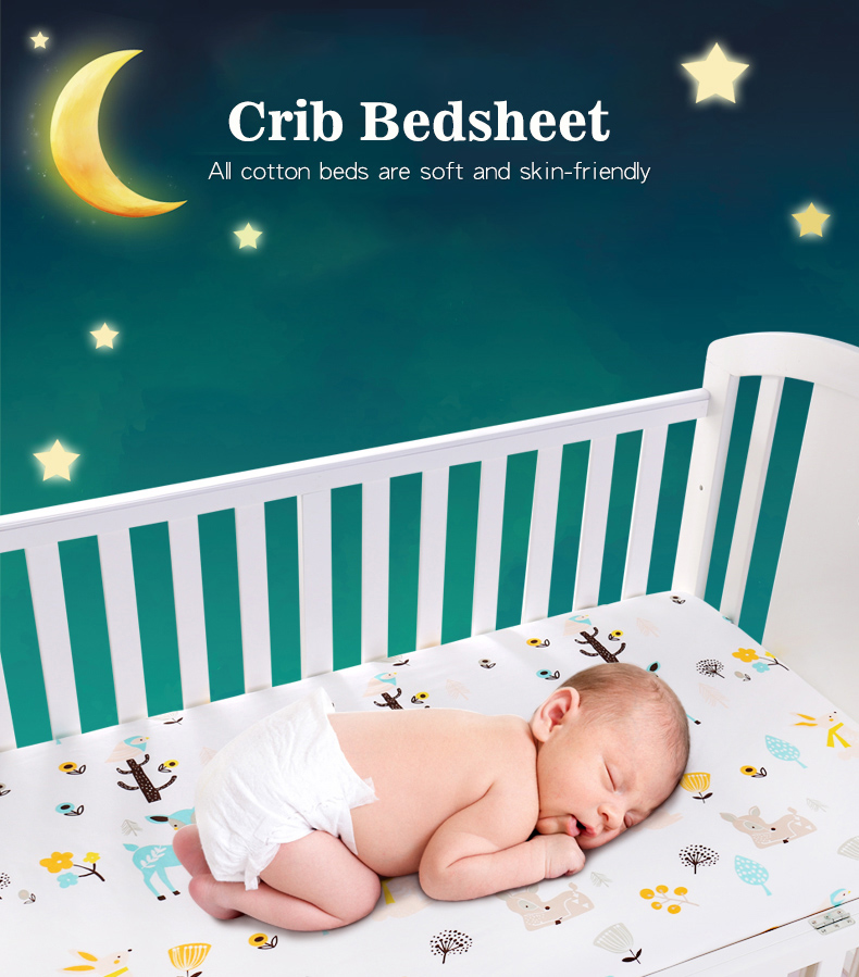 NEW LAUNCH! Homie Waterproof Crib Fitted Bedsheet *ADDITIONAL FREE Gift for EARLY BIRD SPECIAL!