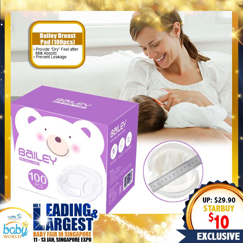 Mummykidz Bailey Breastpad (100pcs) - 66.56% OFF!