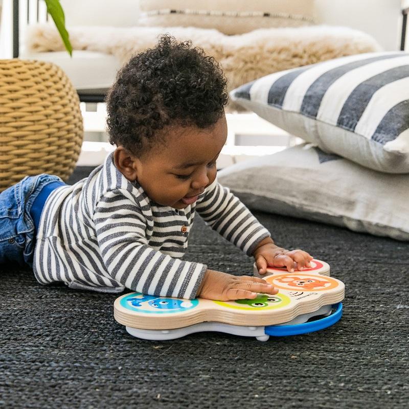 Baby Einstein Hape Magic Touch Drums Musical Toy