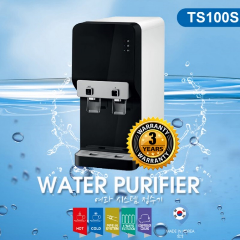 Winix TS100S Water Purifier + 3 YEARS WARRANTY & 1 YEAR ON SITE WARRANTY!