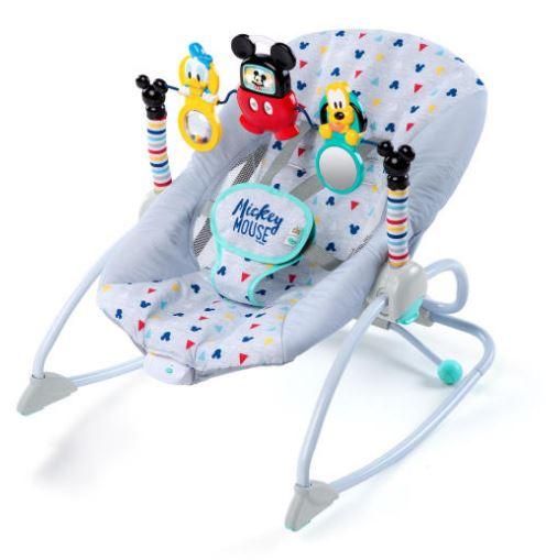Disney Mickey Mouse Take-away Toy / Take-Along song Infant to Toddler Rocker
