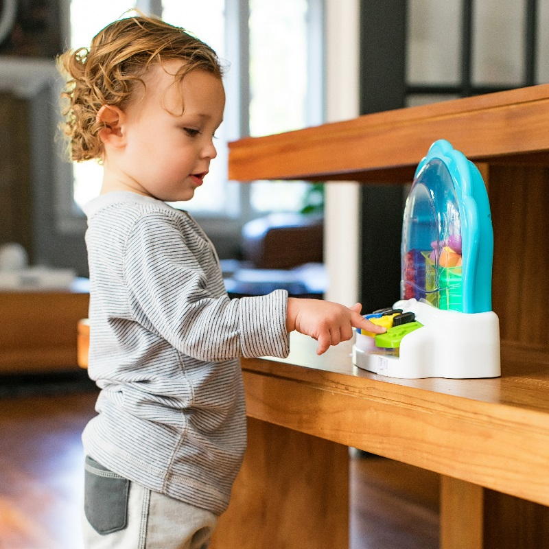 Baby Einstein Pop & Glow Piano Musical Toy
