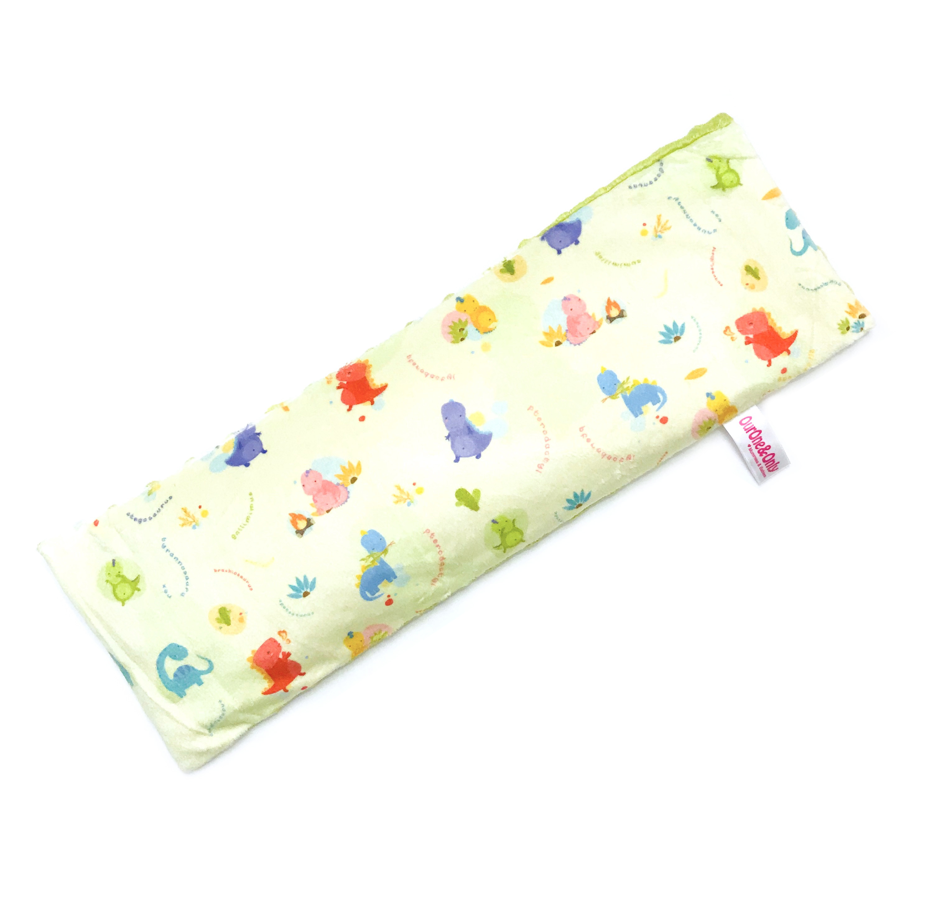 OurOne&Only Full Minky Husk Long Pillow FREE Extra Minky Pillow Case + $5 Online Voucher *ADDITIONAL Pillow Case for EARLY BIRD SPECIAL!!