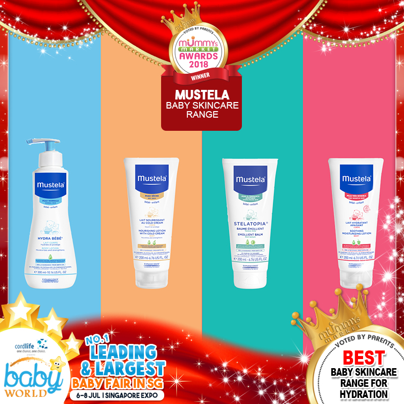 MUSTELA -Best Baby Skincare