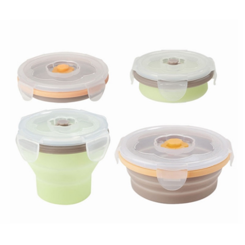 Babymoov Silicone Container Set (4 Pack) - 74 PERCENT OFF NOW