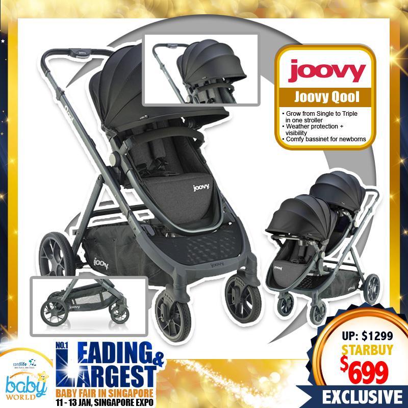 Joovy QOOL Stroller