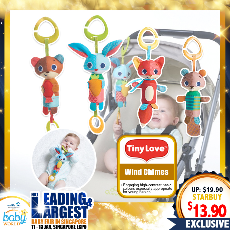Tinylove Thomas/ Issac/ Christopher/ Albert Wind Chime Toy