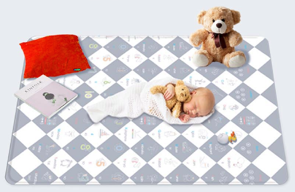 Cozy BeBe Basic Sound Mat (Free 1 pc sticker)