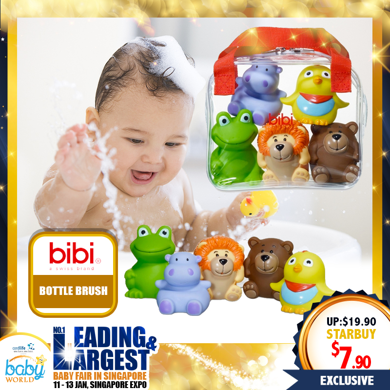 Bibi Bath Toy