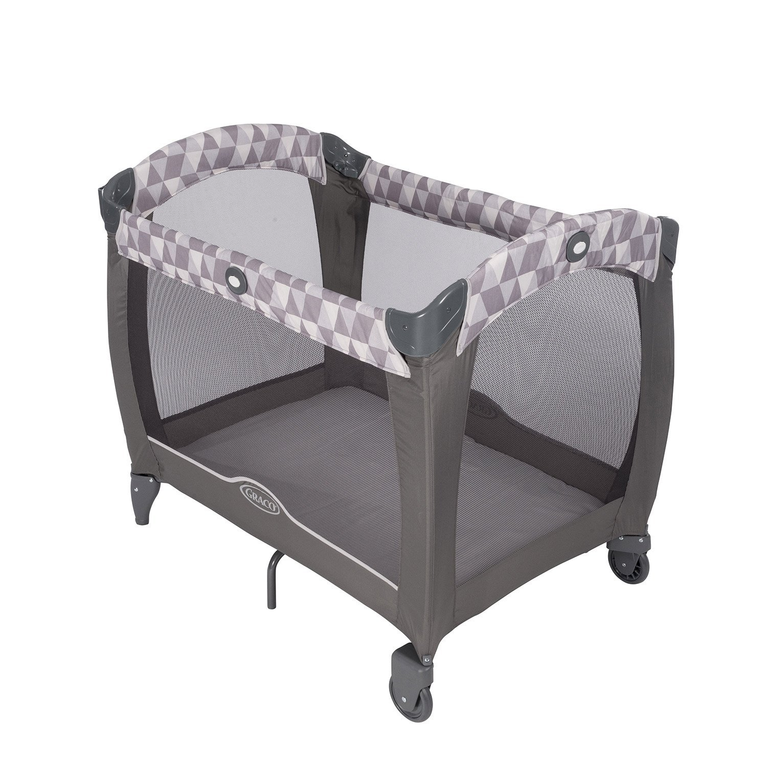 Graco Pack N Play Contour Electra Playpen + Free 2 Inch Anti Dustmite Mattress worth $49.90