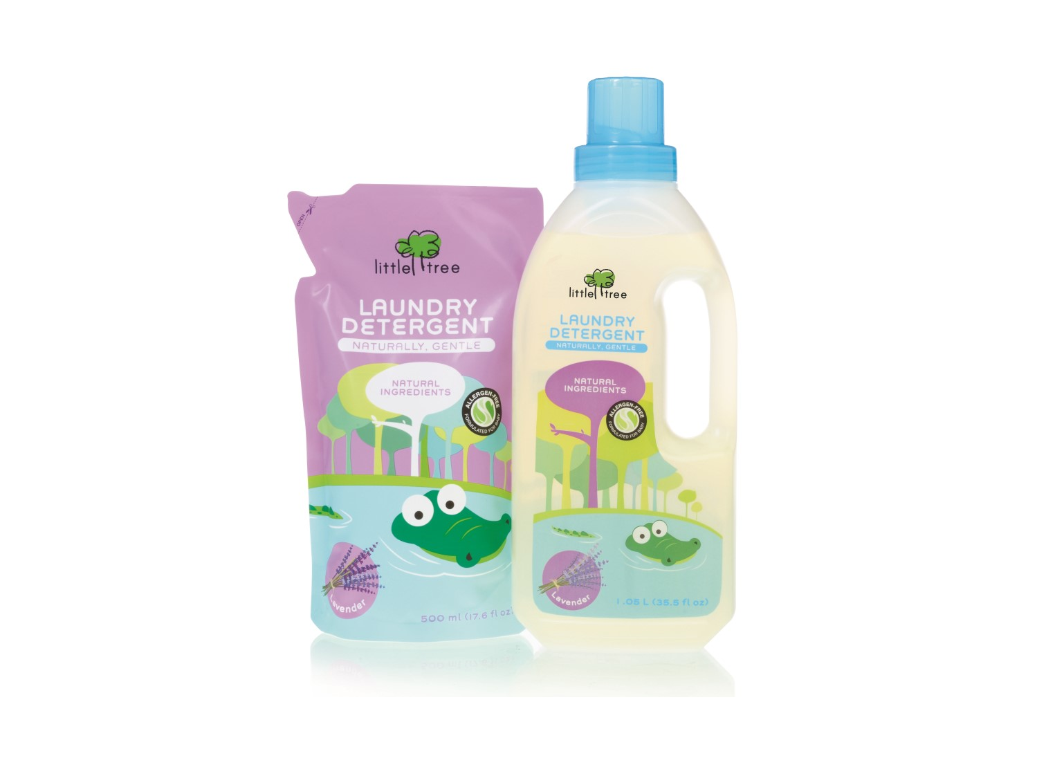 Little Tree Baby Laundry Detergent (1050ml)
