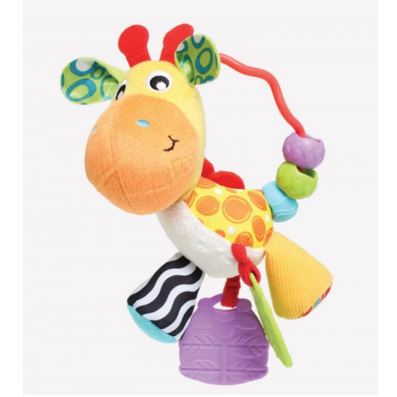 Playgro Giraffe Activity Rattle Toy