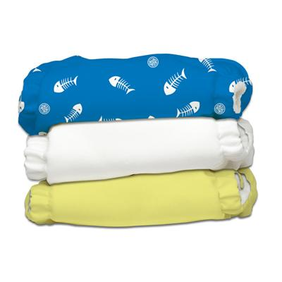 Charlie Banana 3 Diapers 6 Ins