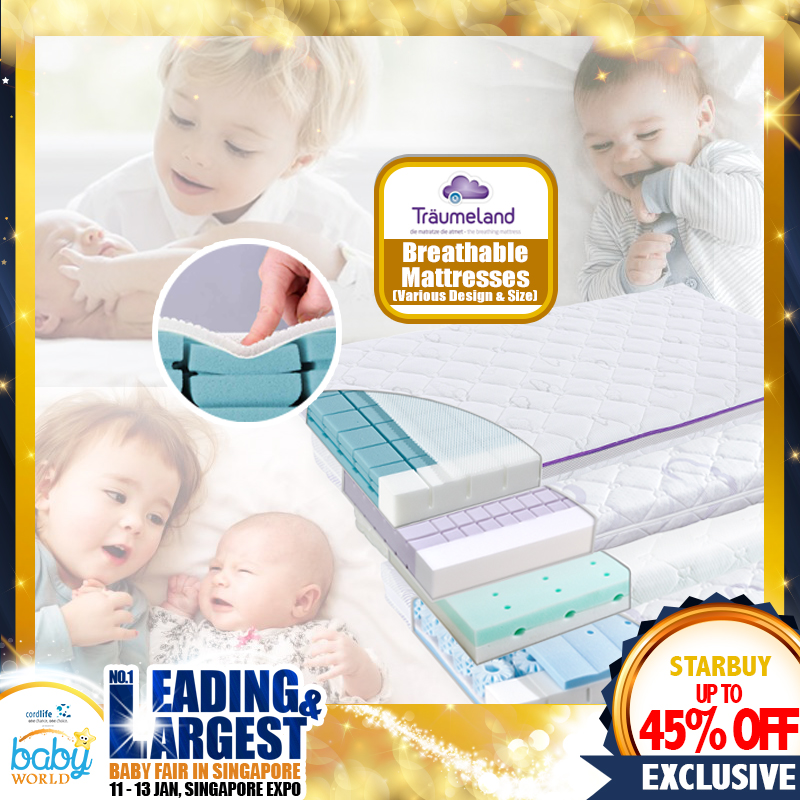 Traumeland Dreamily Breathable Mattresses